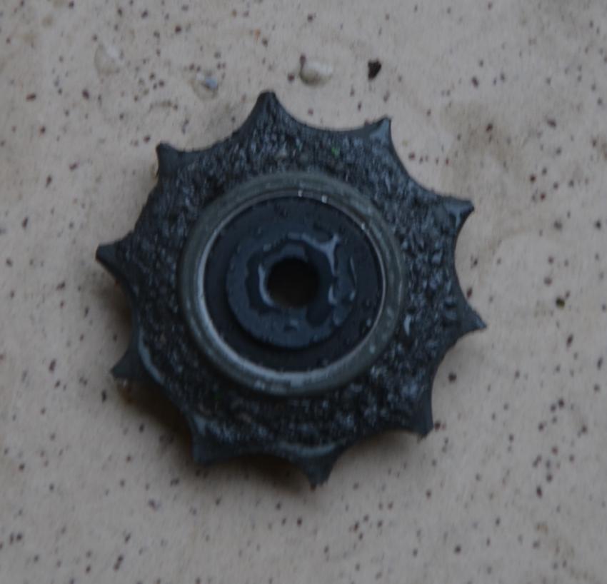 Shimano Deore Xt 9 Fois dérailleur rd-m771 Sgs Noir NEUF