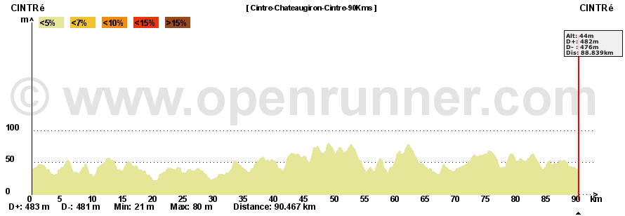 Cintre-Chateaugiron-Cintre-Elevation