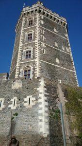 La tour d'Oudon