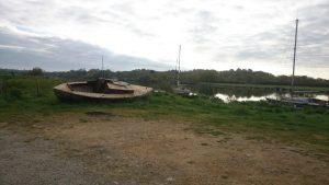 Le halage de la Vilaine