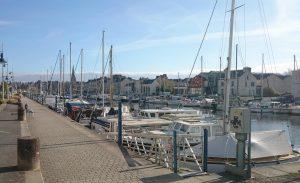 Le port de Redon
